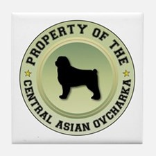CAO Property Tile Coaster