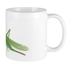 Great Green Bush-Cricket Tettigonia vir Mug