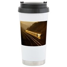 45130 glints superbly as it rac Thermos Mug
