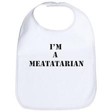 Meatatarian Bib