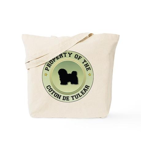 Coton Property Tote Bag