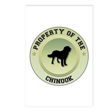 Chinook Property Postcards (Package of 8)