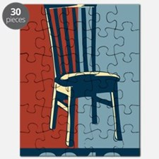 Eastwood And The Chair 2012 Election Anti O Puzzle