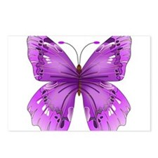 Awareness Butterfly Postcards (Package of 8)