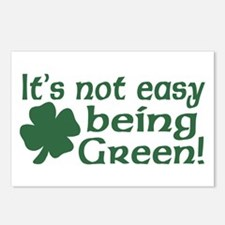 It's not easy being Green Postcards (Package of 8)