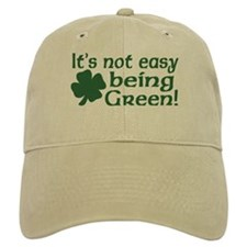 It's not easy being Green Baseball Cap