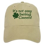 It's not easy being Green Cap