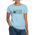 It's not easy being Green Women's Light T-Shirt