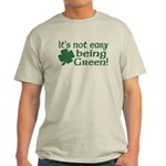 It's not easy being Green Light T-Shirt