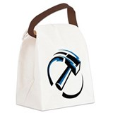 Thor hammer Lunch Bags