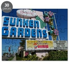001 Sunken Gardens Roadside Marquee Puzzle