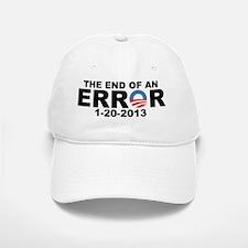 THE END OF AN ERROR Baseball Baseball Cap
