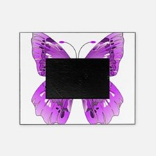 Awareness Butterfly Picture Frame