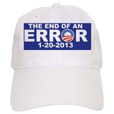 THE END OF AN ERROR-01 Baseball Cap
