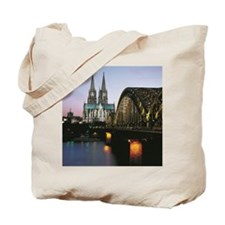 Cathedral, Cologne, Germany Tote Bag