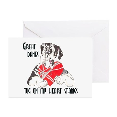 NH GDs tug Greeting Cards (Pk of 10)