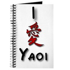 I love Yaoi Journal