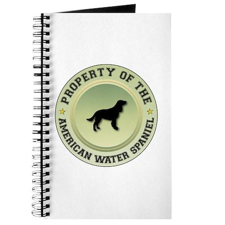 Spaniel Property Journal