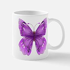 Awareness Butterfly Mugs