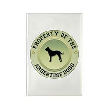 Dogo Property Rectangle Magnet (100 pack)