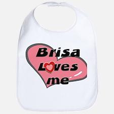 brisa loves me  Bib