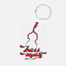 BassMan-03-a Keychains