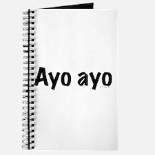 Ayo ayo Journal