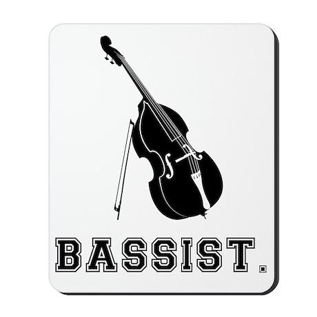 Bassist-01-a Mousepad
