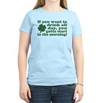 If you want to drink all day Women's Light T-Shirt