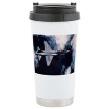 Aerial view of a T-38 Talon in  Travel Mug