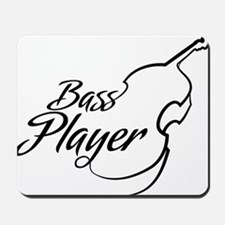 Bass-Player-01-a Mousepad
