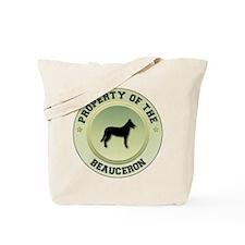 Beauceron Property Tote Bag