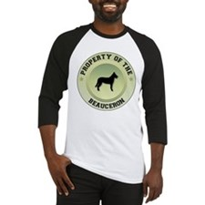 Beauceron Property Baseball Jersey