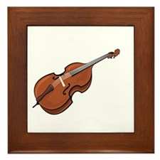 Ask-Me-About-the-Bass-01-b Framed Tile