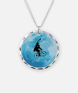 Cycling-in-Moonlight Necklace