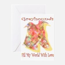 FILL MY WORLD WITH LOVE Greeting Cards (Pk of 10)