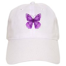 Awareness Butterfly Baseball Baseball Cap