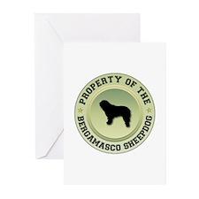 Bergamasco Property Greeting Cards (Pk of 10)