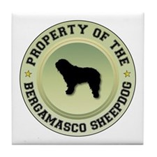 Bergamasco Property Tile Coaster