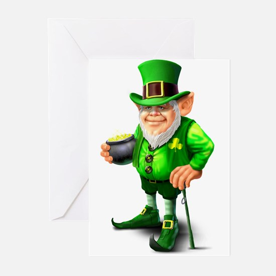leprecon Greeting Cards
