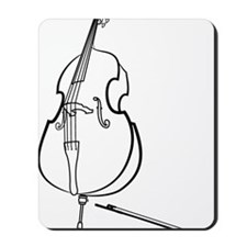 Double-Bass-11-a Mousepad