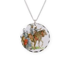 Illustration of Spanish sold Necklace