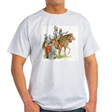 Illustration of Spanish soldiers dur T-Shirt