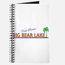 Big bear lake Journal