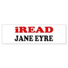 Jane Eyre Bumper Bumper Sticker