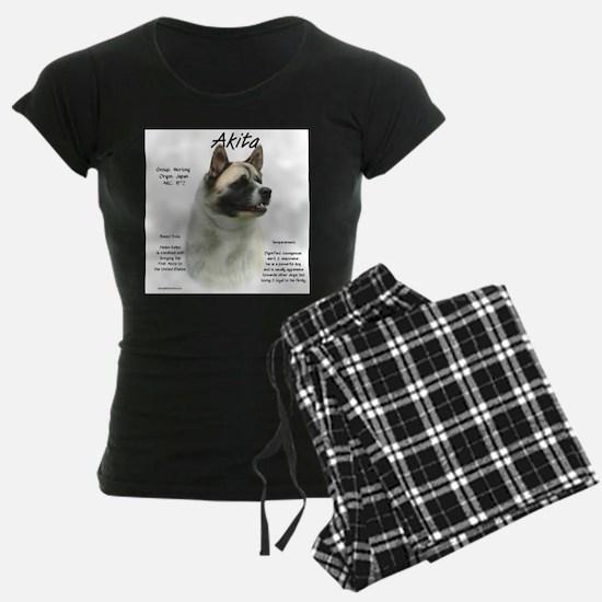 Akita (pinto) Pajamas