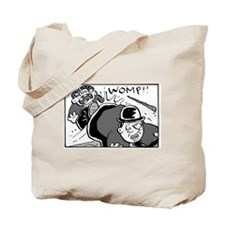 Hutch Owen Agressive Shopping! (tm) Tote Bag