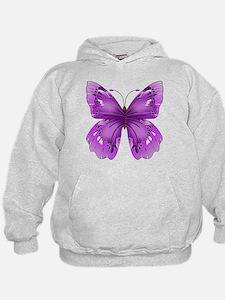 Awareness Butterfly Hoodie
