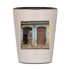 Havana 1116 Shower Curtain Shot Glass