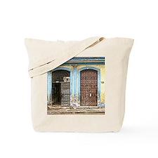 Havana 1116 Shower Curtain Tote Bag